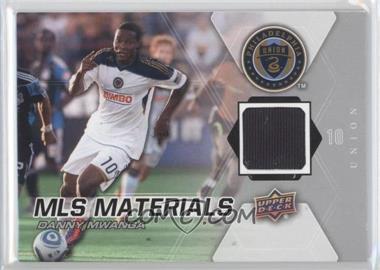 2012 Upper Deck MLS - Materials #M-DM - Danny Mwanga