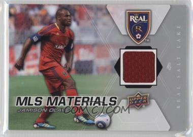 2012 Upper Deck MLS - Materials #M-JO - Jamison Olave