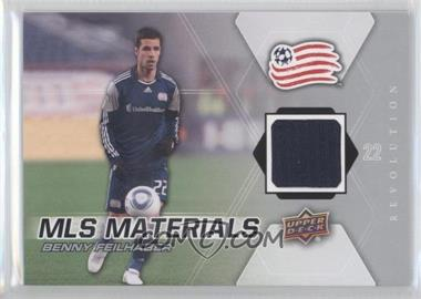 2012 Upper Deck MLS Materials #M-BF - Benny Feilhaber