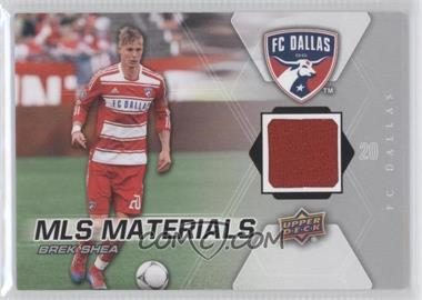 2012 Upper Deck MLS Materials #M-BS - Brek Shea