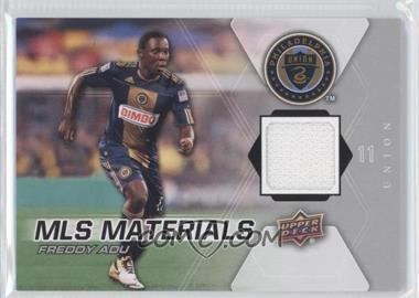 2012 Upper Deck MLS Materials #M-FA - Freddy Adu