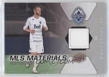 2012 Upper Deck MLS Materials #M-JD - Jay Demerit