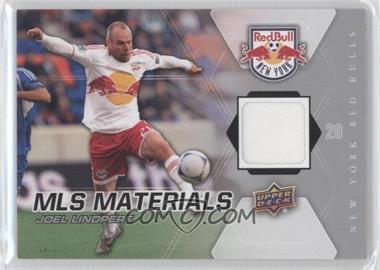 2012 Upper Deck MLS Materials #M-JL - Joel Lindpere