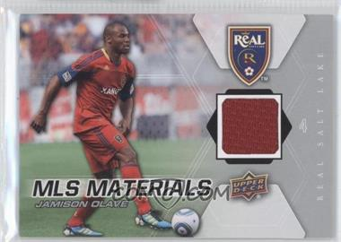 2012 Upper Deck MLS Materials #M-JO - Jamison Olave
