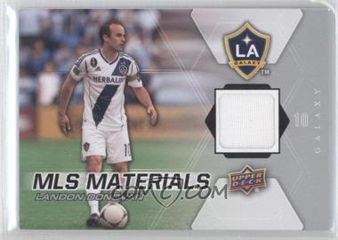 2012 Upper Deck MLS Materials #M-LD - Landon Donovan