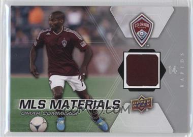 2012 Upper Deck MLS Materials #M-OC - Omar Cummings