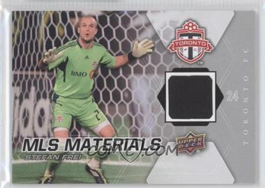 2012 Upper Deck MLS Materials #M-SF - Stefan Frei