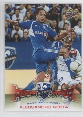 2012 Upper Deck MLS Update #U10 - Alessandro Nesta