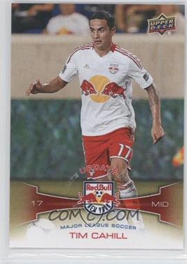 2012 Upper Deck MLS Update #U12 - Tim Cahill