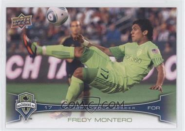 2012 Upper Deck MLS #116 - Fredy Montero