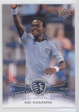 2012 Upper Deck MLS #126 - Kei Kamara