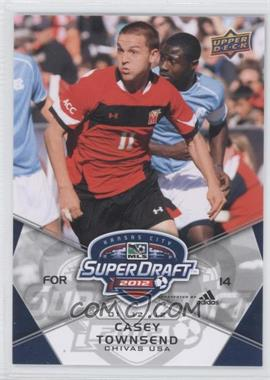 2012 Upper Deck MLS #185 - Casey Townsend
