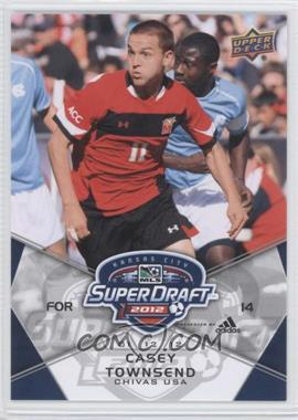 2012 Upper Deck MLS #185 - Casey Townsend