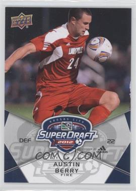 2012 Upper Deck MLS #189 - Austin Berry