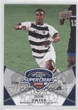 2012 Upper Deck MLS #196 - Dom Dwyer