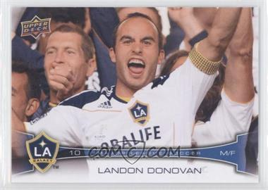 2012 Upper Deck MLS #64 - Landon Donovan