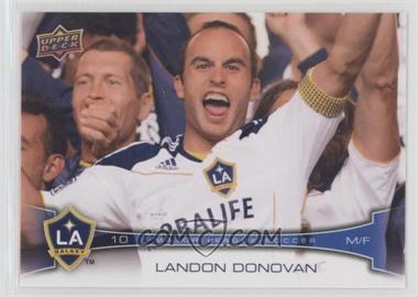 2012 Upper Deck MLS #64 - Landon Donovan