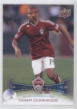 2012 Upper Deck MLS #81 - Omar Cummings