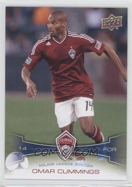 2012 Upper Deck MLS #81 - Omar Cummings