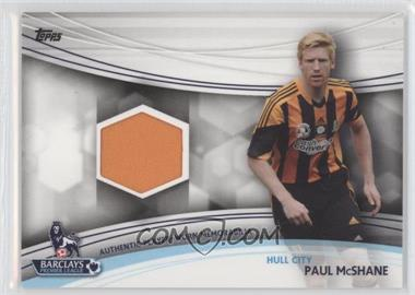 2013 Topps English Premier Gold Jersey Relics #JR-PM - Paul McShane