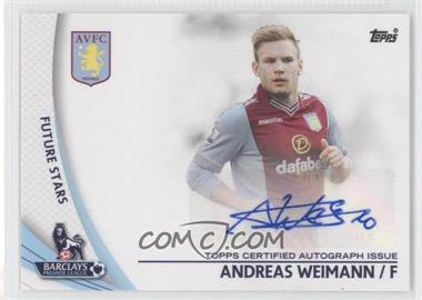 2013 Topps English Premier Gold Star Players #SP-AW - Andreas Weimann
