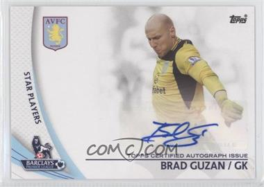 2013 Topps English Premier Gold Star Players #SP-BG - Brad Guzan