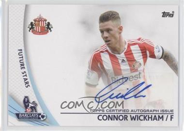 2013 Topps English Premier Gold Star Players #SP-CW - Connor Wickham