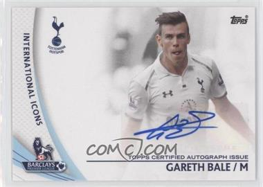 2013 Topps English Premier Gold Star Players #SP-GB - Gareth Bale