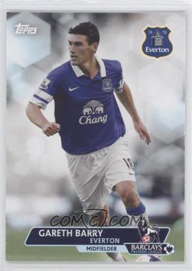 2013 Topps English Premier Gold #128 - Gareth Barry