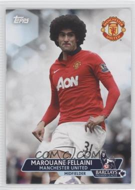 2013 Topps English Premier Gold #151 - Marouane Fellaini