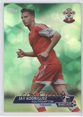 2013 Topps English Premier League - [Base] - Green #69 - Jay Rodriguez /99