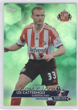 2013 Topps English Premier League - [Base] - Green #88 - Lee Cattermole /99