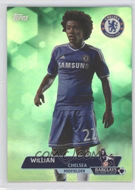 2013 Topps English Premier League Green #117 - [Missing] /99