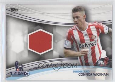 2013 Topps English Premier League Jersey Relics #JR-CW - Connor Wickham