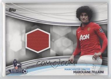 2013 Topps English Premier League Jersey Relics #JR-MF - [Missing]