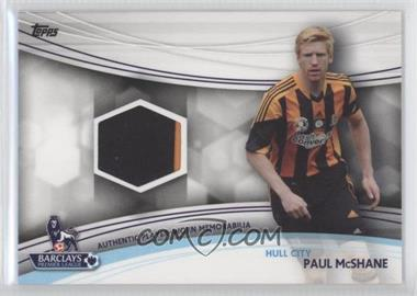 2013 Topps English Premier League Jersey Relics #JR-PM - Paul McShane