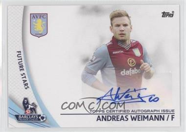 2013 Topps English Premier League Star Players #SP-AW - Andreas Weimann