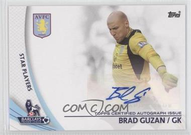 2013 Topps English Premier League Star Players #SP-BG - Brad Guzan