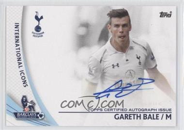 2013 Topps English Premier League Star Players #SP-GB - Gareth Bale