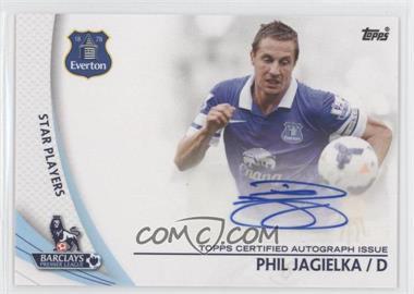 2013 Topps English Premier League Star Players #SP-PJ - Phil Jagielka