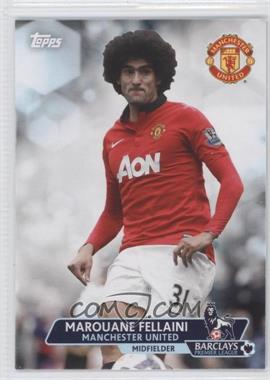 2013 Topps English Premier League #151 - [Missing]