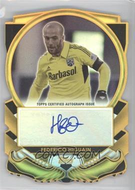 2013 Topps MLS [???] #GBA-FH - Frederico Higuain