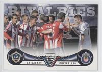 LA Galaxy vs Chivas USA