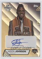 Jason Johnson /25