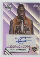 Jason Johnson /50