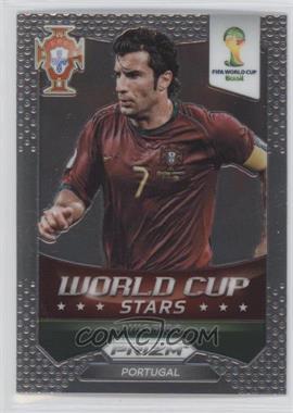2014 Panini Prizm World Cup - Stars #49 - Luis Figo