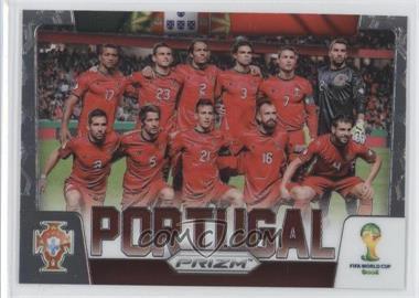 2014 Panini Prizm World Cup - Team Photos #27 - Portugal