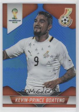 2014 Panini Prizm World Cup Blue Prizms #97 - Kevin-Prince Boateng /199
