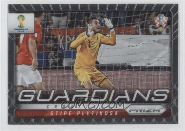 2014 Panini Prizm World Cup Guardians #14 - Stipe Pletikosa