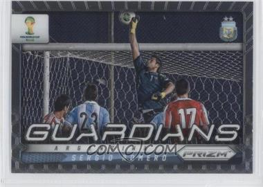 2014 Panini Prizm World Cup Guardians #2 - Sergio Romero